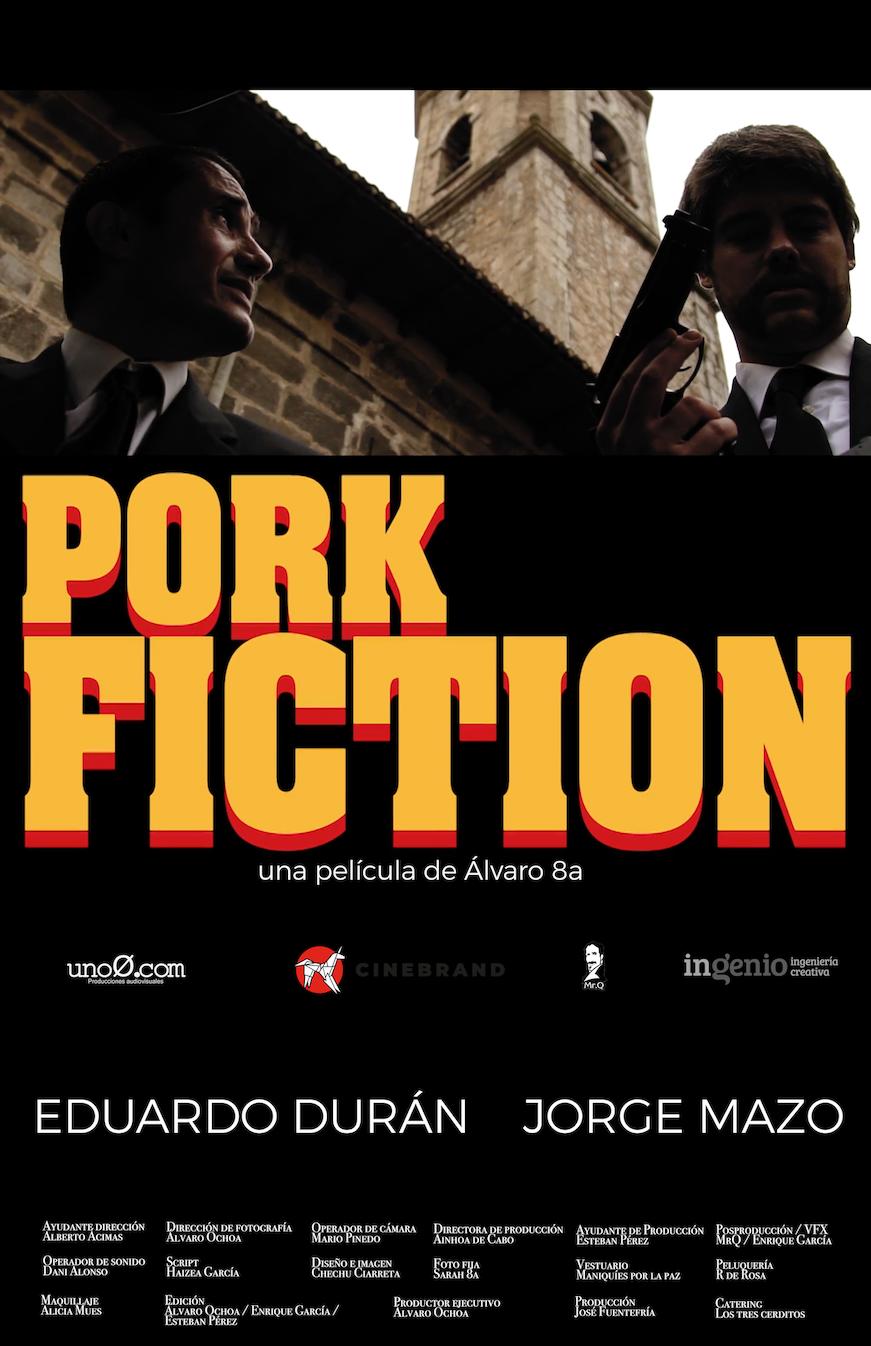 Cartel-Pork Fiction